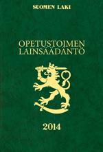 Opetustoimen lains��d�nt� 2014